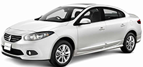 Renault Fluence diesel or similar